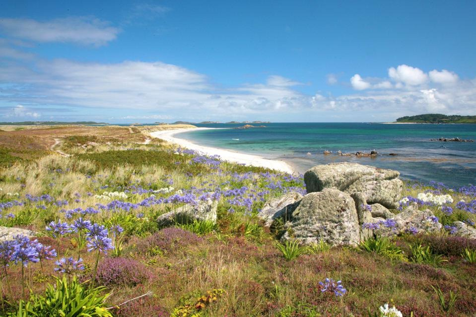 The UK's Isolated Scilly Isles Provide The Ideal Island Escape