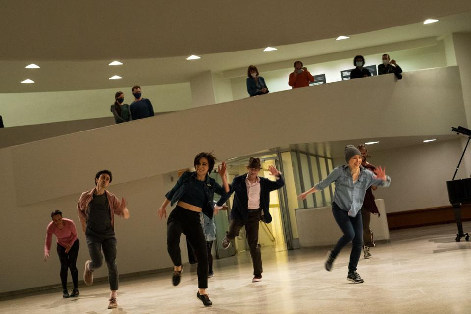 Celebrating The Return Of Live Performance In New York At The Guggenheim