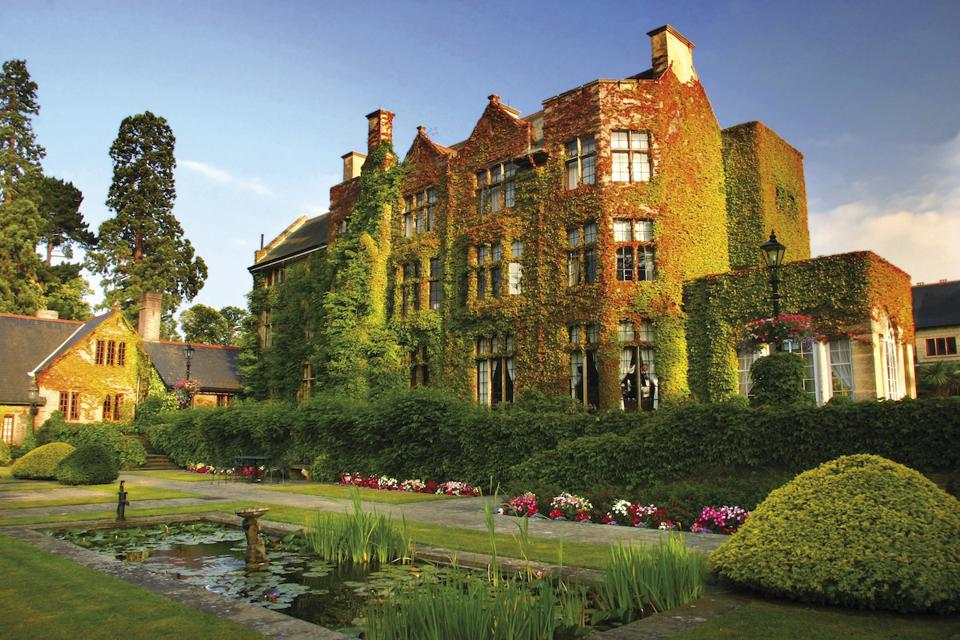 Best Staycations: Pennyhill Park, A Spa Hotel With A Michelin-Starred Restaurant