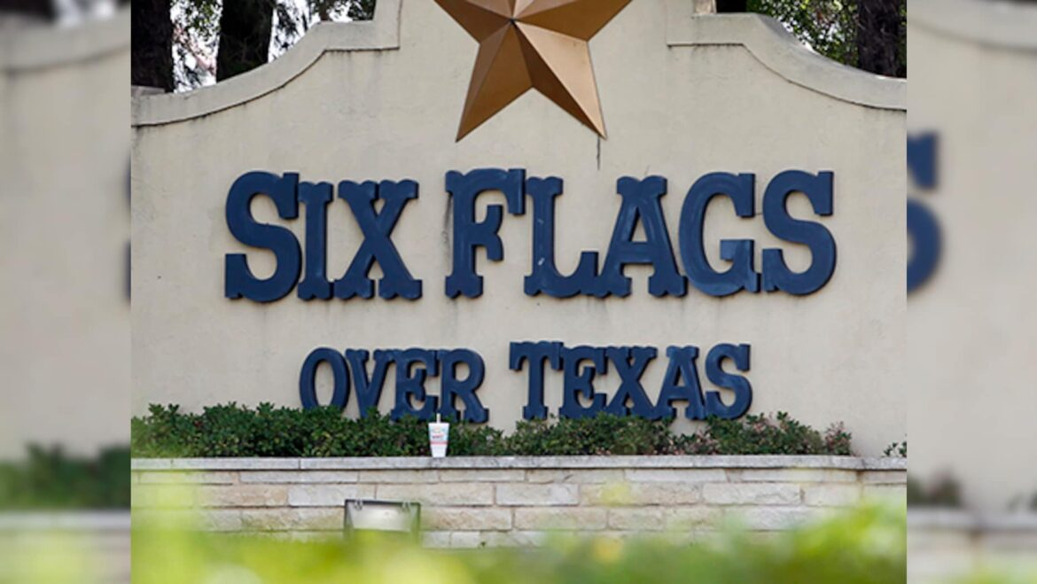 Six Flags Over Texas gunfire reported, prompting investigation; one person detained