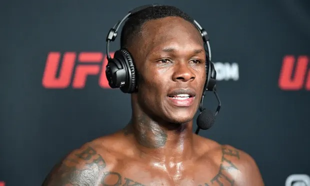 UFC star Israel Adesanya under fire for 'rape' comment
